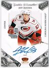 2010-11 CROWN ROYALE ROOKIE SILHOUETTES AUTOGRAPH PRIME JERSEY JEFF SKINNER 99