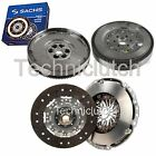 ECOCLUTCH 2 PART CLUTCH KIT AND SACHS DMF FOR OPEL VECTRA C SALOON 1.9 CDTI