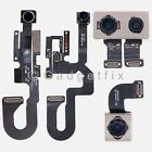 US iPhone 7  7 Plus Front Facing Camera + Back Rear Main Camera Lens Flex Cable