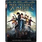 Pride and Prejudice and Zombies DVD 2016 USED VERY GOOD
