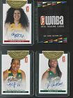 2015 WNBA Set with 3 Autographs Live and In Stock Jewell Loyd, Mosqueda-Lewis