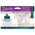Diesire Bride and Groom Edgeables Set of 7 Thin Metal DiesCrafters Companion