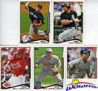 2014 Topps Baseball Retail Factory Set Rookie Variations 23
