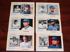 Topps 1978 Design - Cubs Then and Now - 2016 TBT Set 21 - Print Run QTY: 1,321