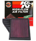 K&N 33-2431 Replacement Air Filter 2010-2014 Ford Mustang 3.7L 4.6L 5.0L GT BOSS