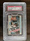 1973 Topps Cello Mike Schmidt RC Top Psa 9 MINT Centered! Highest and 1 1!
