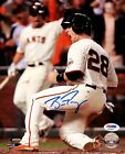 Buster Posey Autographed Signed 8x10 Photo San Francisco Giants PSA DNA #AA38378