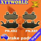 FRONT Brake Pads for BENELLI Caffe Nero 250 2008 2009 2010 2011 2012 2013 2014
