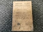 1955 War Department M103A1 Chassis Trailer Owner Service Repair Manual