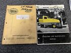 Wayne 770 Street Sweeper Owner Service Repair Manual / Student Handbook