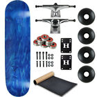 BLANK COMPLETE Skateboard BLUE 775 Skateboards HOT