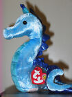 Ty Beanie Baby - TRIDENT the Seahorse - MINT with MINT TAGS