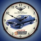 1987 Buick Grand National Lighted 14