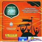 2018 Panini Road to World Cup Russia 50 Pack Sealed Sticker Box-350 Stickers !!