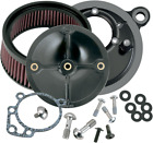S  S Cycle 170 0058 Stealth Air Cleaner Kits for SS Super E  G Carbs