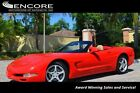 2000 Chevrolet Corvette 2dr Convertible W Head Up Display 2000 Chevrolet Corvette 2dr Convertible W Head Up Display 36177 Miles Torch Red