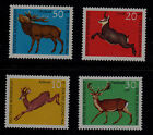 GERMANY SCOTT B412 B415 MNH ANIMAL TOPICAL