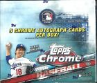 2016 Topps Chrome Factory Sealed Baseball Jumbo Box Kris Bryant AUTO ??