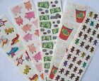 OP  Fun Lot of KID Related Stickers MRS GROSSMANS Stickers FREE SHIP