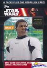 2016 Topps Star Wars the Force Awakens Series 2 16 Box Retail CASE-16 MEDALLION