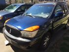 2002 Buick Rendezvous CXL 2002 below $700 dollars