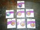 Lot of 7 NEW Girl Scout Patches