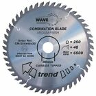Trend Saw Blade Combination 190mm X 36tx30mm CM/190X36X30