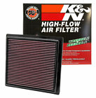 K&N 33-2457 Replacement Air FIlter 2011-2018 Jeep Grand Cherokee Dodge Durango