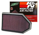 K&N 33-2460 Replacement Air Filter 2011-2018 Dodge Challenger and Charger