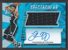 2015-16 Panini Spectra Basketball Cards - Checklist Added 21