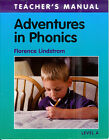 Adventures in Phonics by Florence Lindstrom Level A Christian Liberty Press