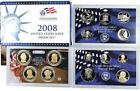 2008 S US Mint Proof 14 Coin Set