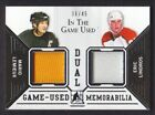 2015 Leaf In The Game Used Hockey Cards 17