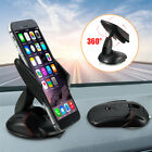 Universal 360° Rotating Car Holder Mount Stand For Mobile Phone PDA GPS
