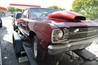 DODGE DART LOTS OF MONEY INVESTED EXTRA PARTS DRAG RACE 1 4 MILE