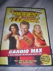 New Biggest Loser Cardio Max Workout DVD exercises fitness body weight loss 6 wk