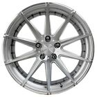 20x9 10 Verde Insignia 5x115 +15 25 Silver Rims Fits Dodge Charger Magnum