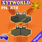 FRONT Brake Pads GAS-GAS SM 50 Rookie 2001 2002 2003 2004