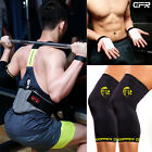 CFR Weight Lifting Belt Workout Back Support Palm Grip Knee Sleeve Wrist Support