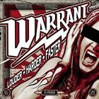 WARRANT - LOUDER HARDER FASTER USED - VERY GOOD CD