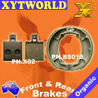 FRONT REAR Brake Pads Shoes KEEWAY ARN 150 2006 2007 2008 2009