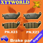 FRONT Brake Pads KYMCO Xciting 250 i T71010 2006 2007 2008