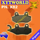FRONT Brake Pads KYMCO Hipster 125/150 1999 2000 2001 2002 2003 2004 2005 2006