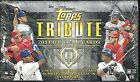 2014 Topps Tribute Factory Sealed Baseball Hobby Box Mike Trout AUTO ?