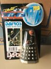DOCTOR WHO  DAVROS CARDED FIGURE BY DAPOL MADE1987 TK