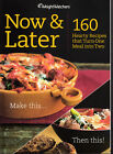 Weight Watchers Now and Later Cookbook 160 HEARTY RECIPES