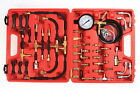 0 100PSI Fuel Injection Pump Injector Tester Test Pressure Gauge Gasoline CarsE