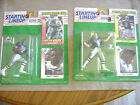 1993 Troy Aikman and Emmitt Smith Starting Lineup Dallas Cowboys Mint in Package