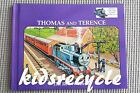 Thomas the Tank Engine Book Club - THOMAS AND TERENCE(Rev. W. Awdry) - 1995 - EC