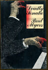Deadly Sonata by Paul Myers Crime Club First American Edition DJ 1990